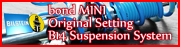 bond MINI Original Setting B14 Suspension System